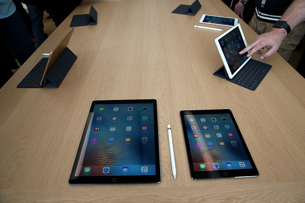 apple launches new ipad pro tablet with two different sizes ebuddynews