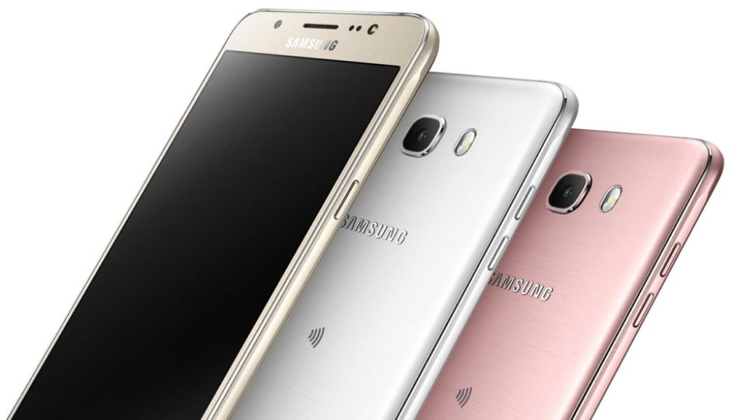Samsung Presented New Samsung Galaxy J3, J5 And J7 With Specifications And Price