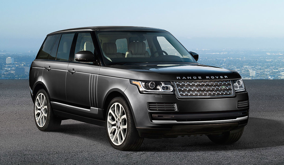 range rover vogue 2018 model coming with hybrid features. Black Bedroom Furniture Sets. Home Design Ideas