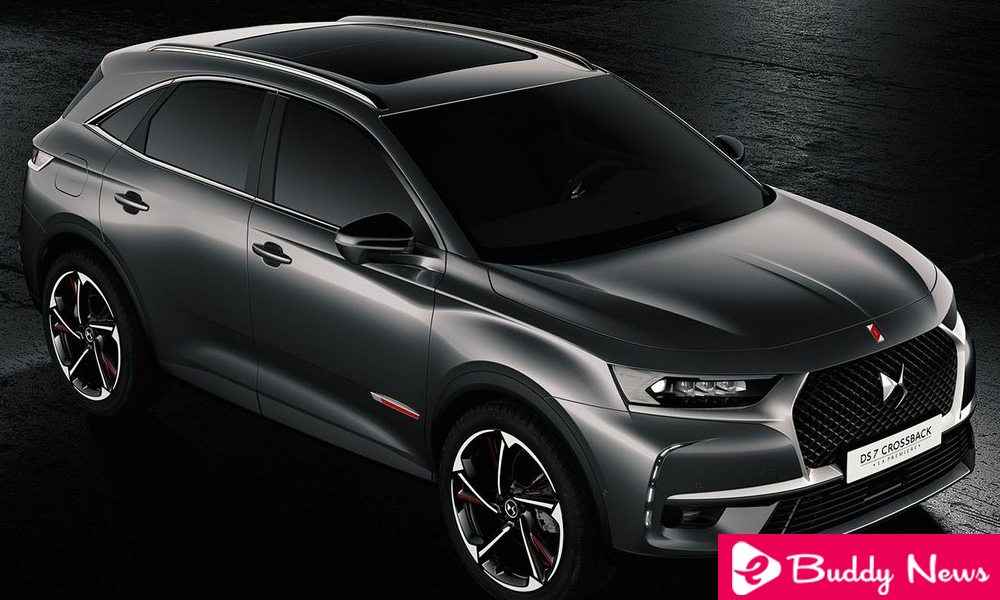 ds 3 crossback will arrive in 2019 model from ds ebuddynews. Black Bedroom Furniture Sets. Home Design Ideas