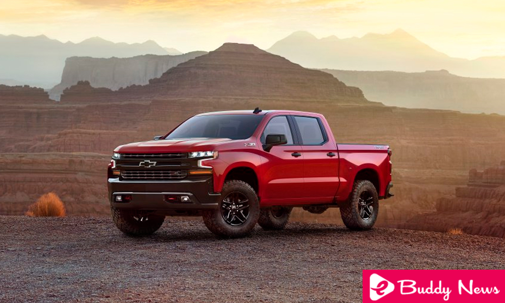 Chevrolet Silverado 2019 Unveiled At Detroit ebuddynews