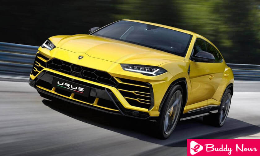 Attractive Fastest SUV In The World Lamborghini Urus 2019 Model HD Picture