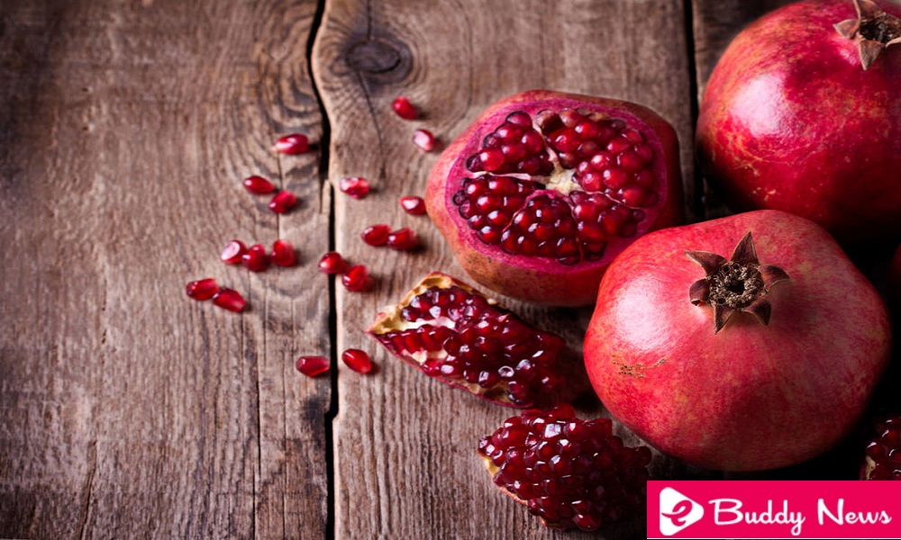 7 Incredible Benefits Of The Pomegranate For Your Health - ebuddynews