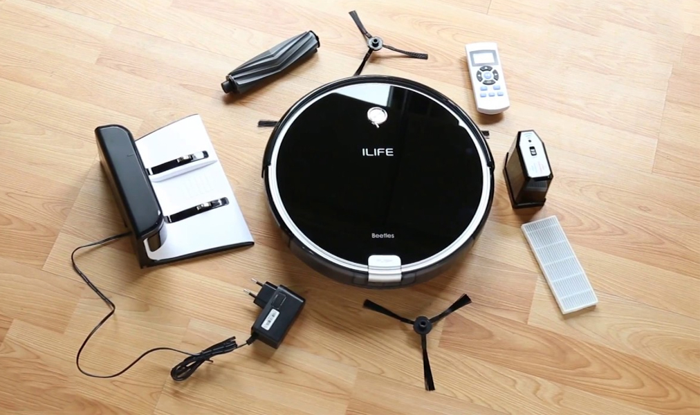 A Brief Review Of New iLife A6 Vacuum Cleaner Robot