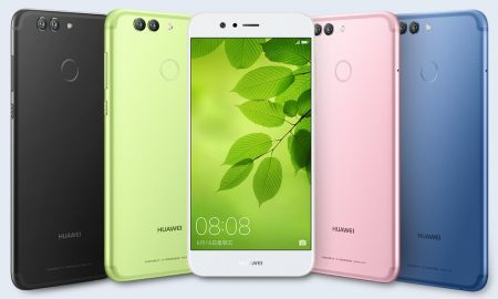 Introducing New Huawei Nova 2 and Nova 2 Plus With Specifications
