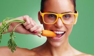 Some Of Important Foods For Improving Healthy EyeSight