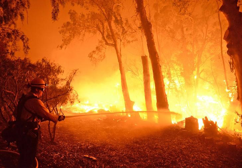 Authorities Says Northern California Fire Death Toll Is Expected To Rises