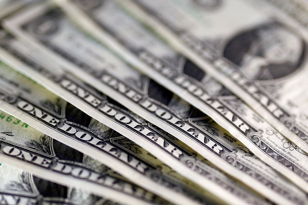 Fed Says That Dollar Going To Two Week Low