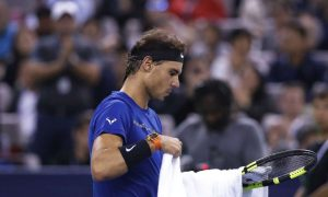 Rafael Nadal Withdrawals Match In Basel Because Of His Knee Problem