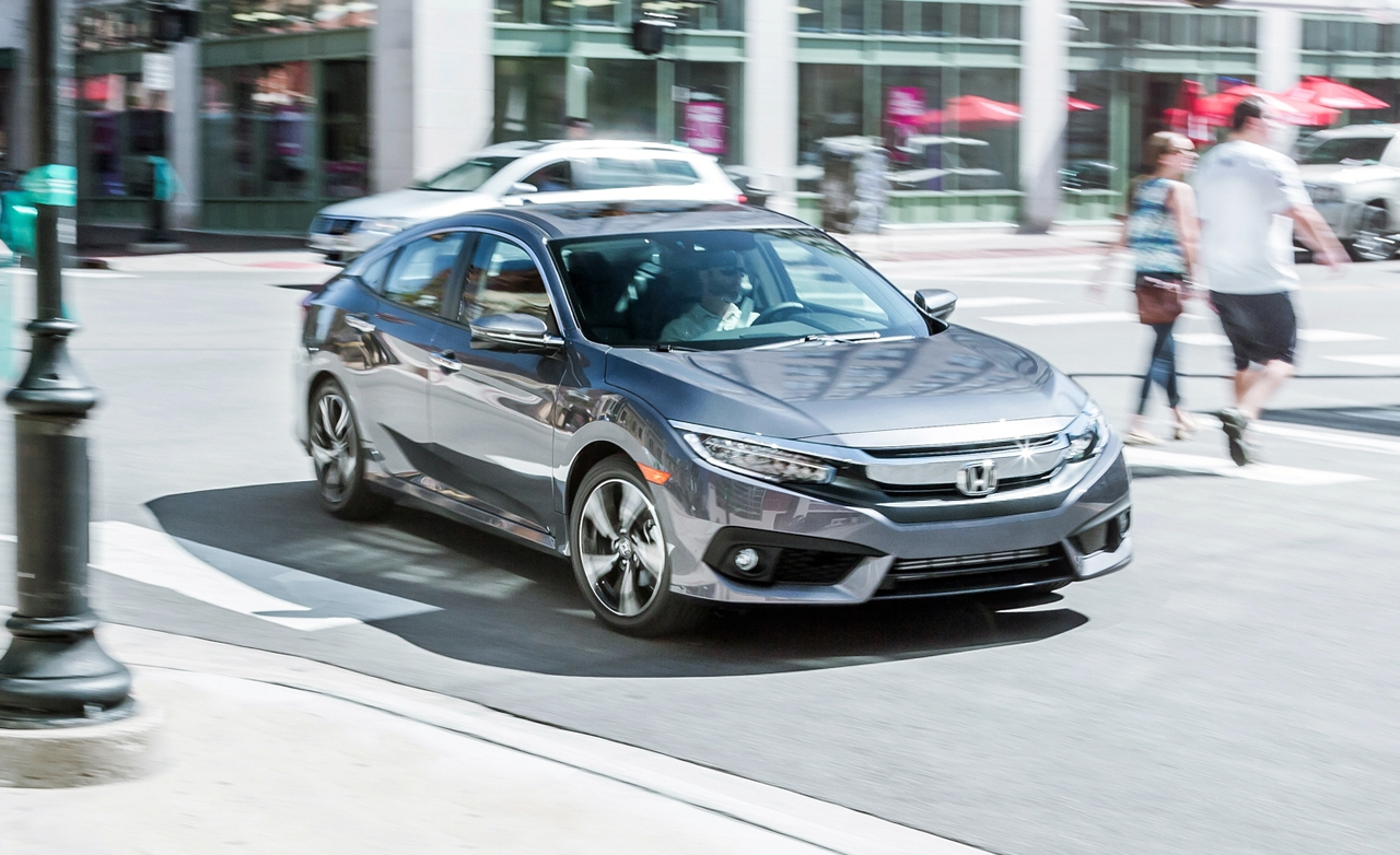 Review Of Honda Civic 1.5 Turbo 2017 Model