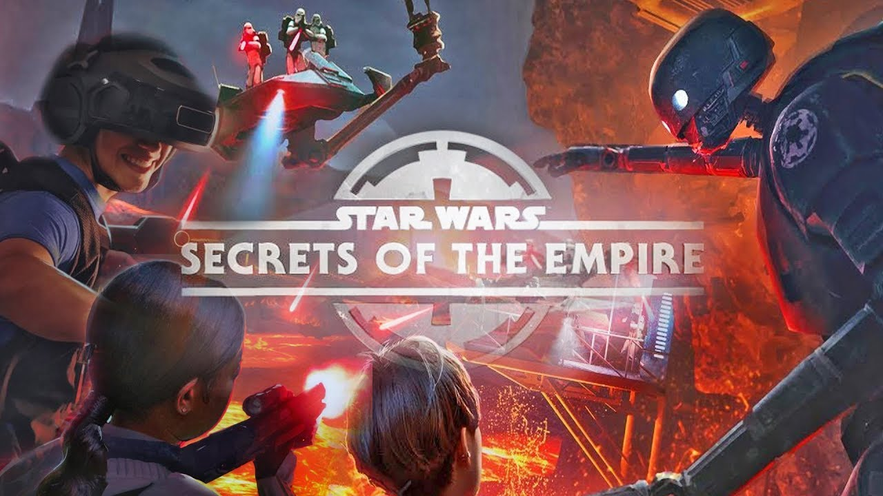 Star Wars Virtual Reality Experience Will Arrive To Disney Parks
