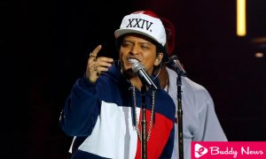 Bruno Mars Achieved Seven Prizes At American Music Awards ebuddynews