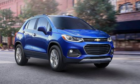 Chevrolet Announced The Arrival Of a Version Of Chevrolet Tracker For PcD ebuddynews