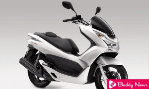 Honda PCX 150 Sport 2018 Model Will Enter Into Market With Price Of $11 Thousand ebuddynews
