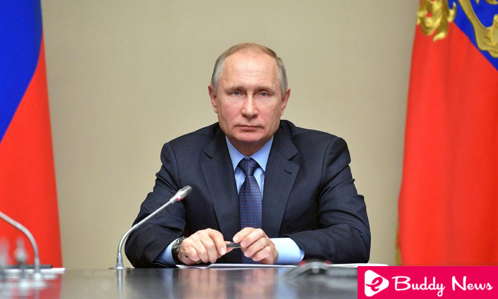 Vladimir Putin Again Elected Fourth Term As President Of Russia ebuddynews
