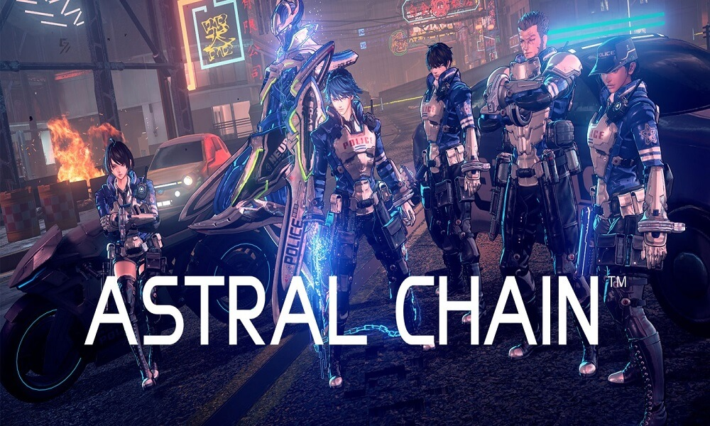 Astral Chain - eBuddy News