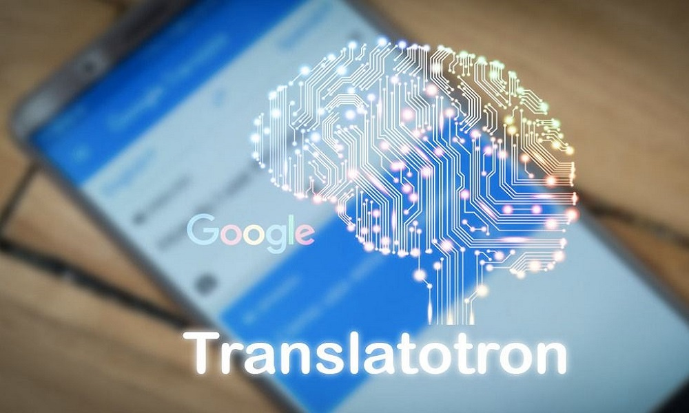 Google AI Trranslator - eBuddy News