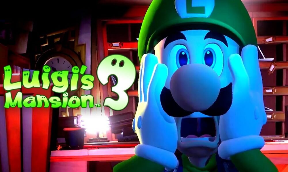 Luigi's Mansion 3 - eBuddy Bews