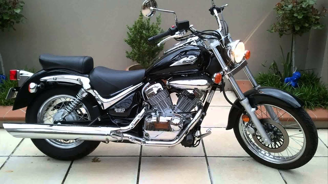 Suzuki Intruder 250 - eBuddy News