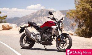 Honda CB 300 : History and Specifications - eBuddynews