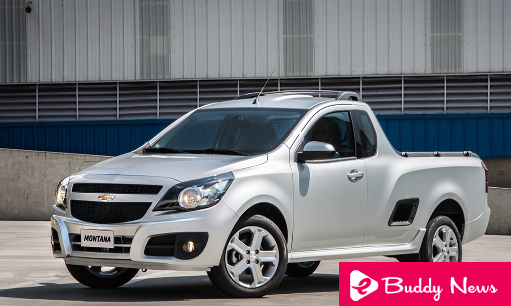 New Chevrolet Montana 2020 Model - eBuddy News