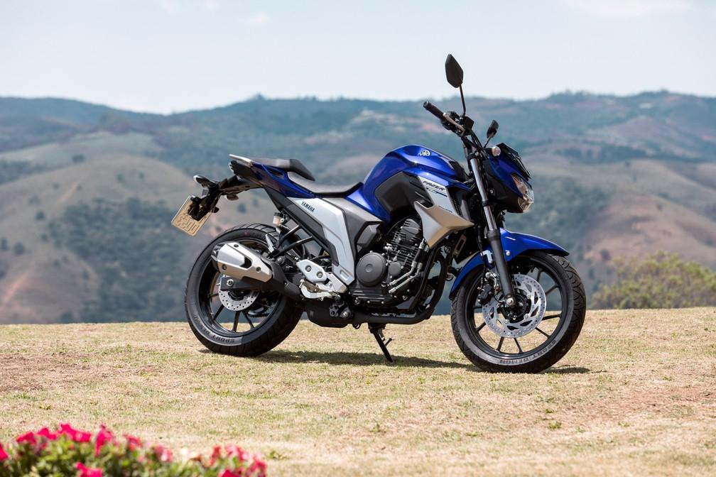 Yamaha Fazer 250 ABS 2020 - eBuddynews
