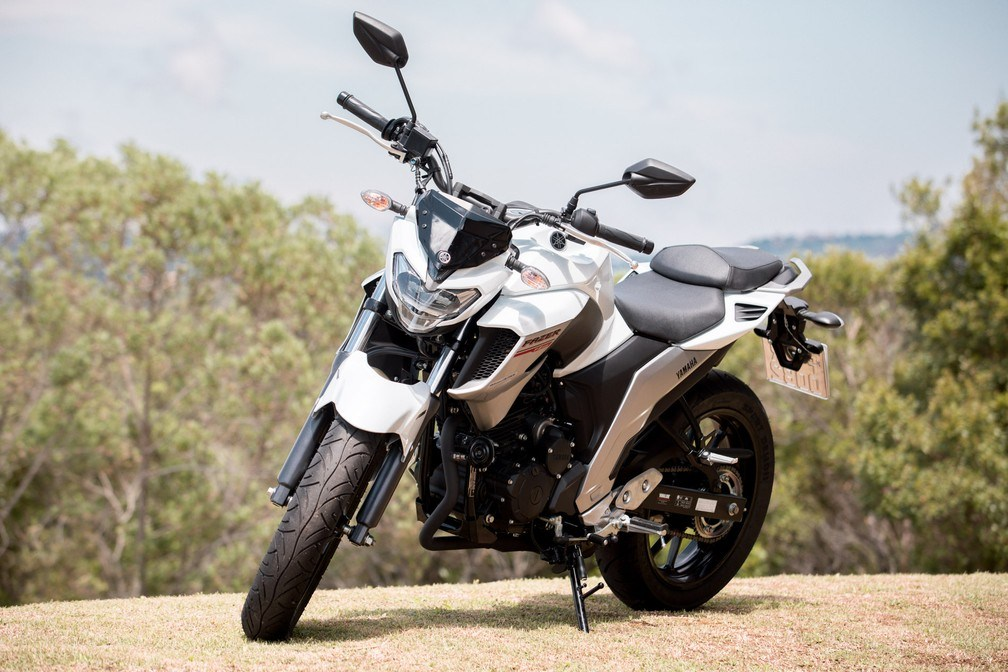 Yamaha Fazer 250 - eBuddynews