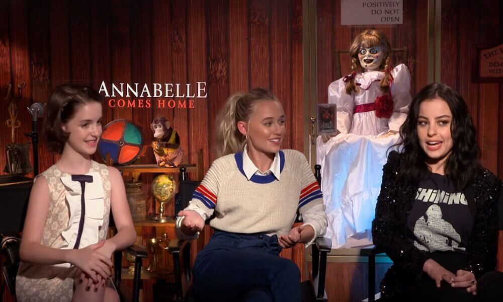 Annabelle Comes Home 2019 Cast - eBuddy News