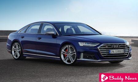 New Audi S8 Revealed - eBuddynews