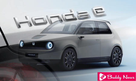 New Honda Electric Car E 2019 Will Offer 150 CV And 300 NM - eBuddy News