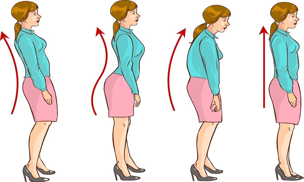Maintain A Correct Posture - eBuddy News
