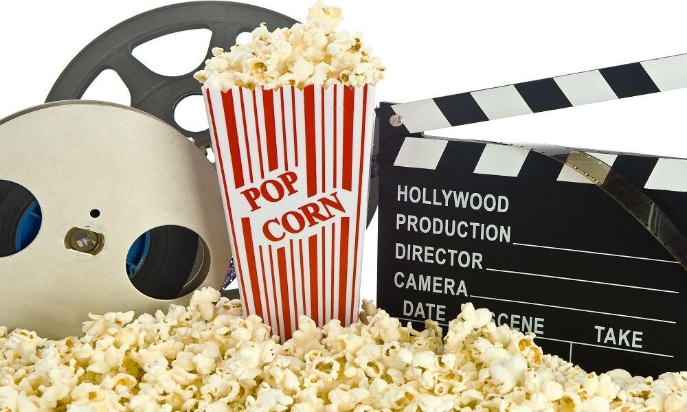 Movie Popcorn - eBuddy News
