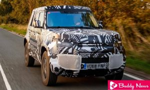 The All New Land Rover Defender 2020 Has 8 Seats And Three Bodies - eBuddynews