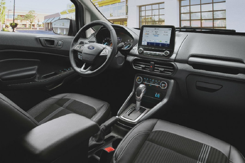 Ford EcoSport Interior - eBuddy News