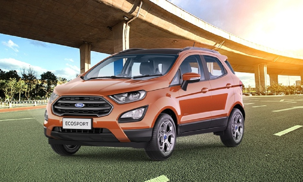 Ford Ecosport New - eBuddy News